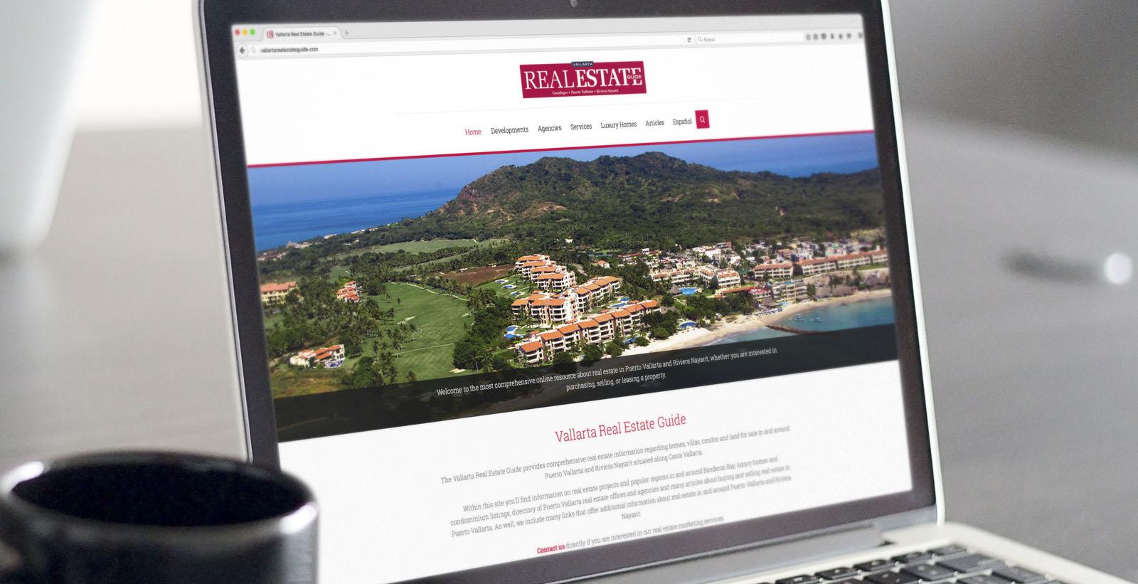 Sitio Web VREG