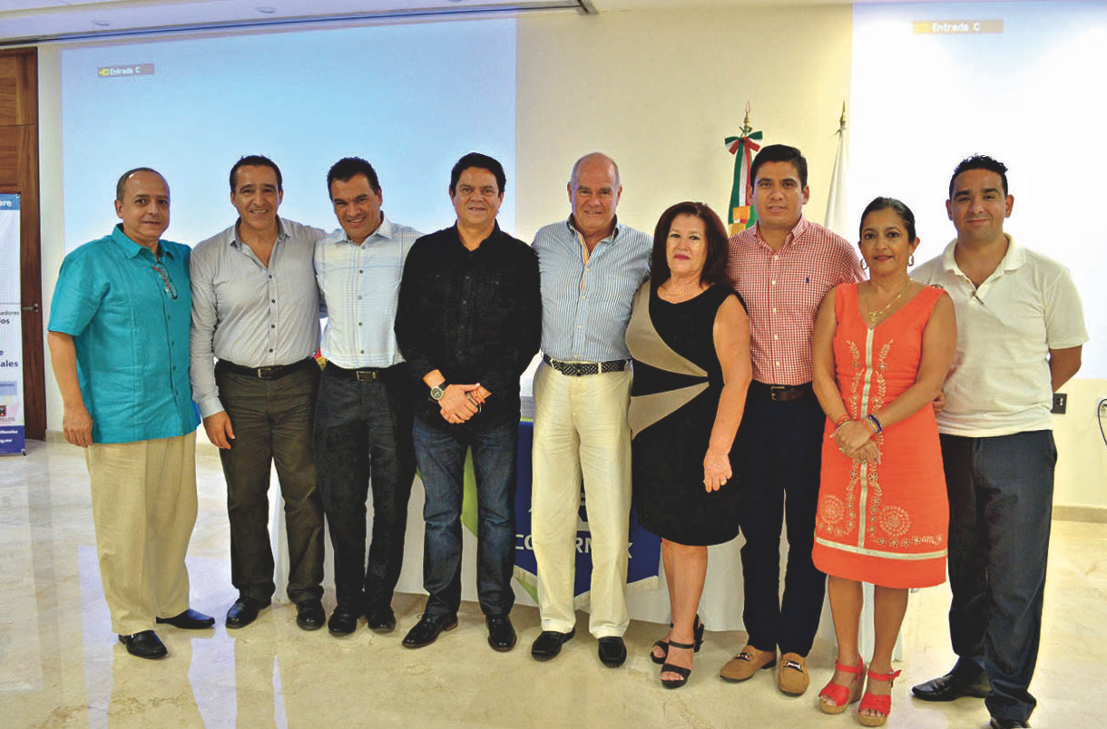 COPARMEX Vallarta Announces New Board of Directors