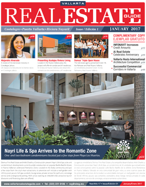 Vallarta Real Estate Guide Enero 2017