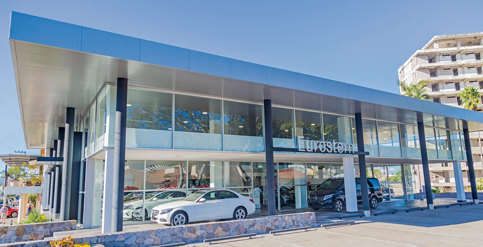 Eurostern Puerto Vallarta, Mercedes-Benz