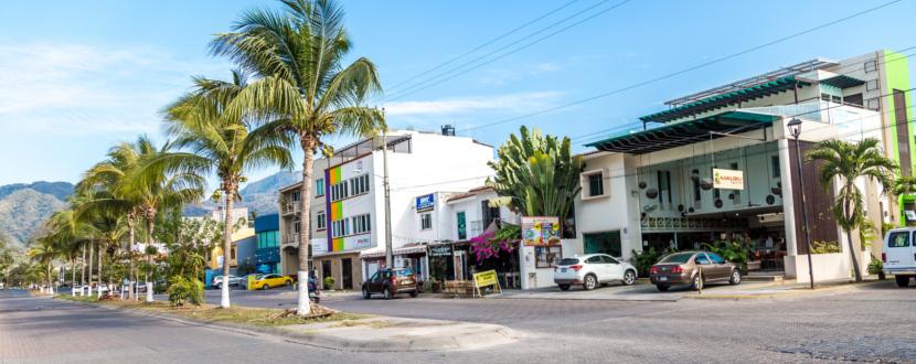 Avenida Fluvial Vallarta