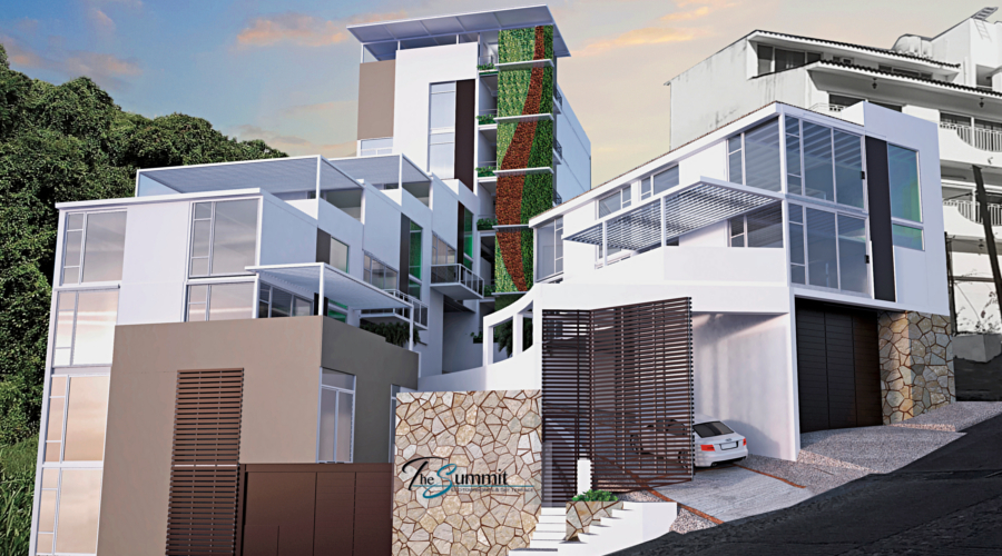 The Summit Eco-Townhomes, Puerto Vallarta