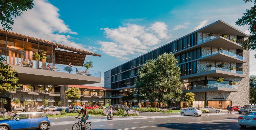 Parota Center Construction Begins