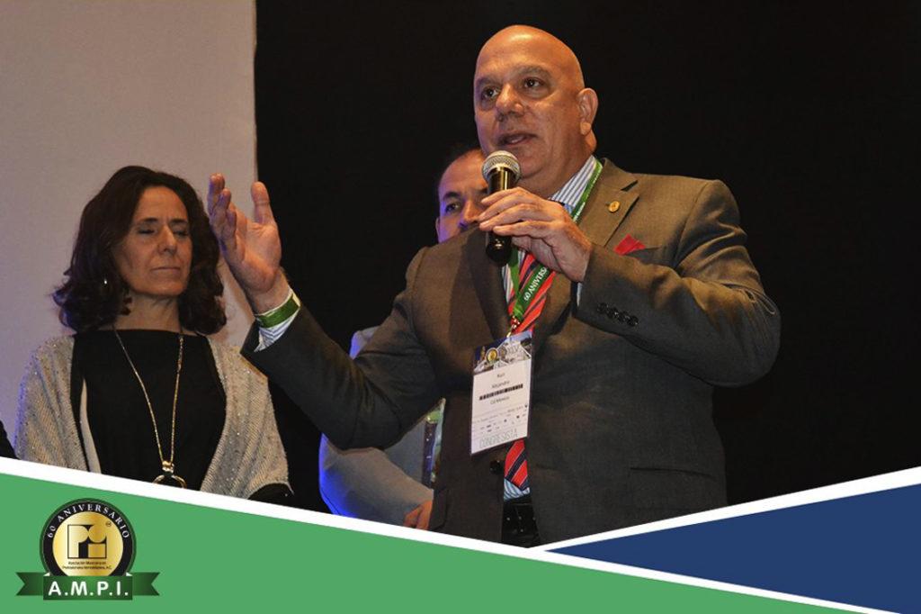 Alejandro Kuri es el Nuevo Presidente de AMPI