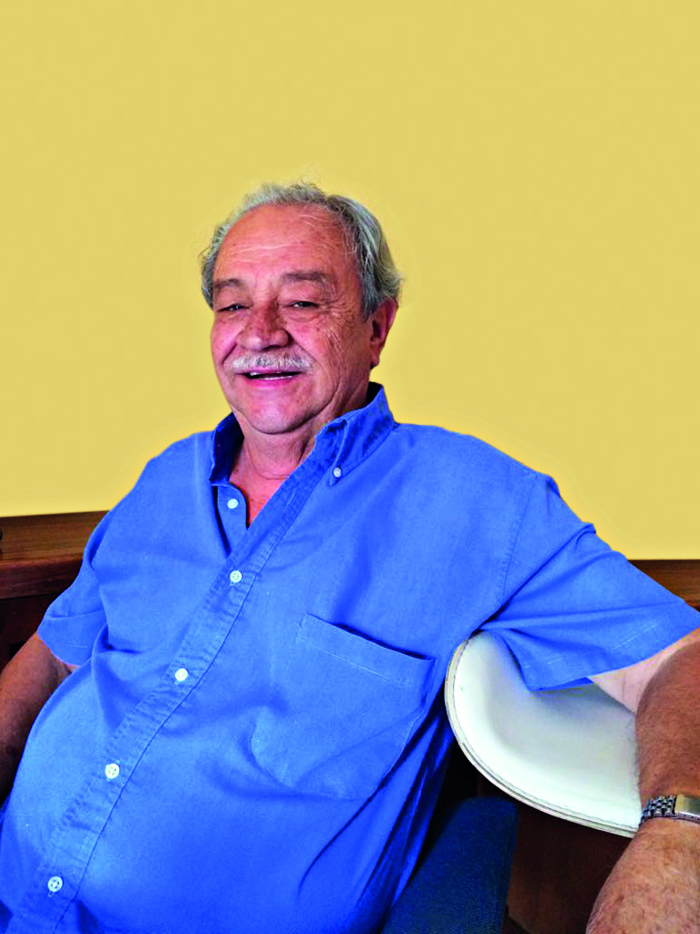 architect José Díaz Escalera