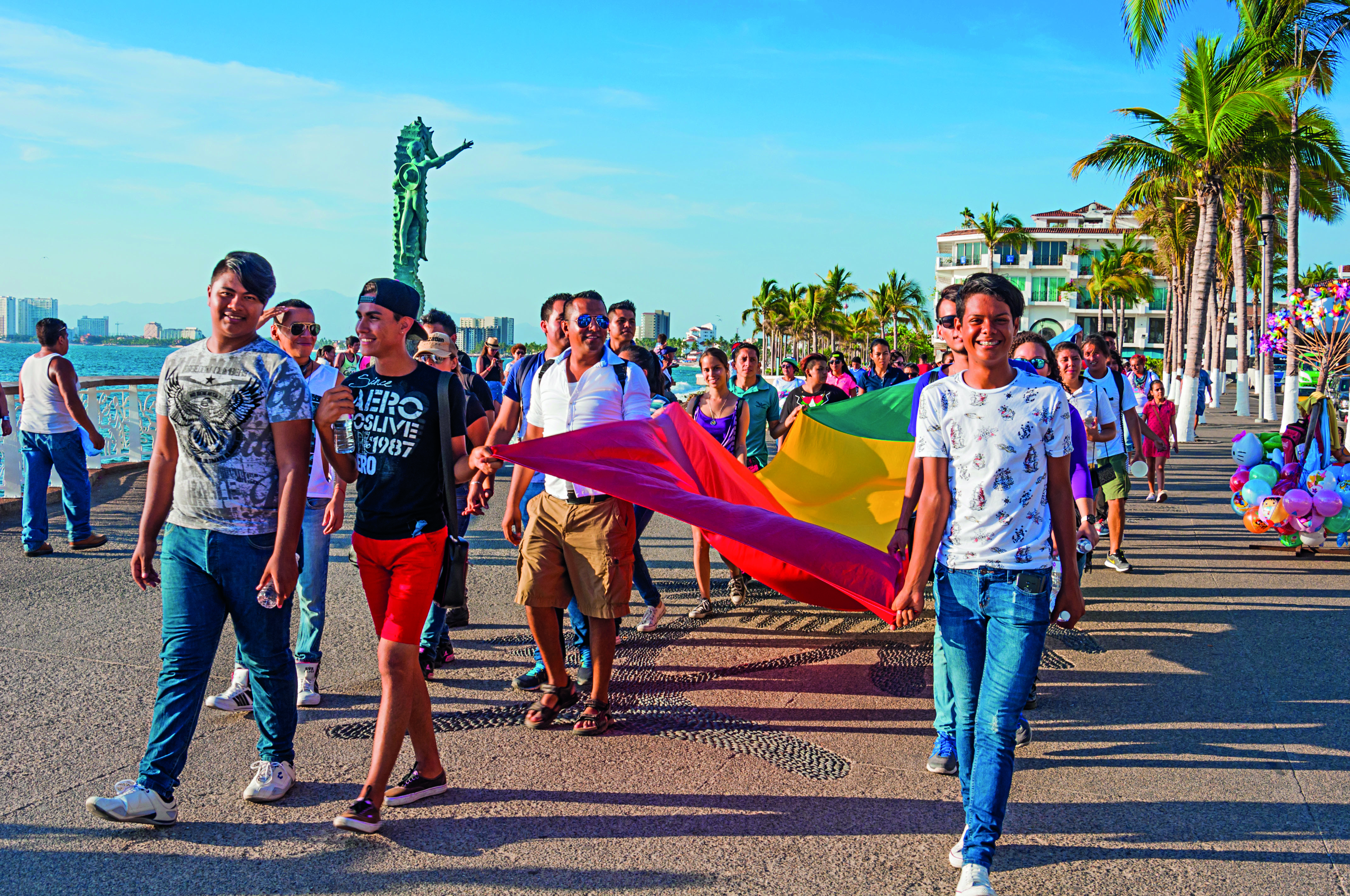 The Importance of the LGBT Market in Puerto Vallarta