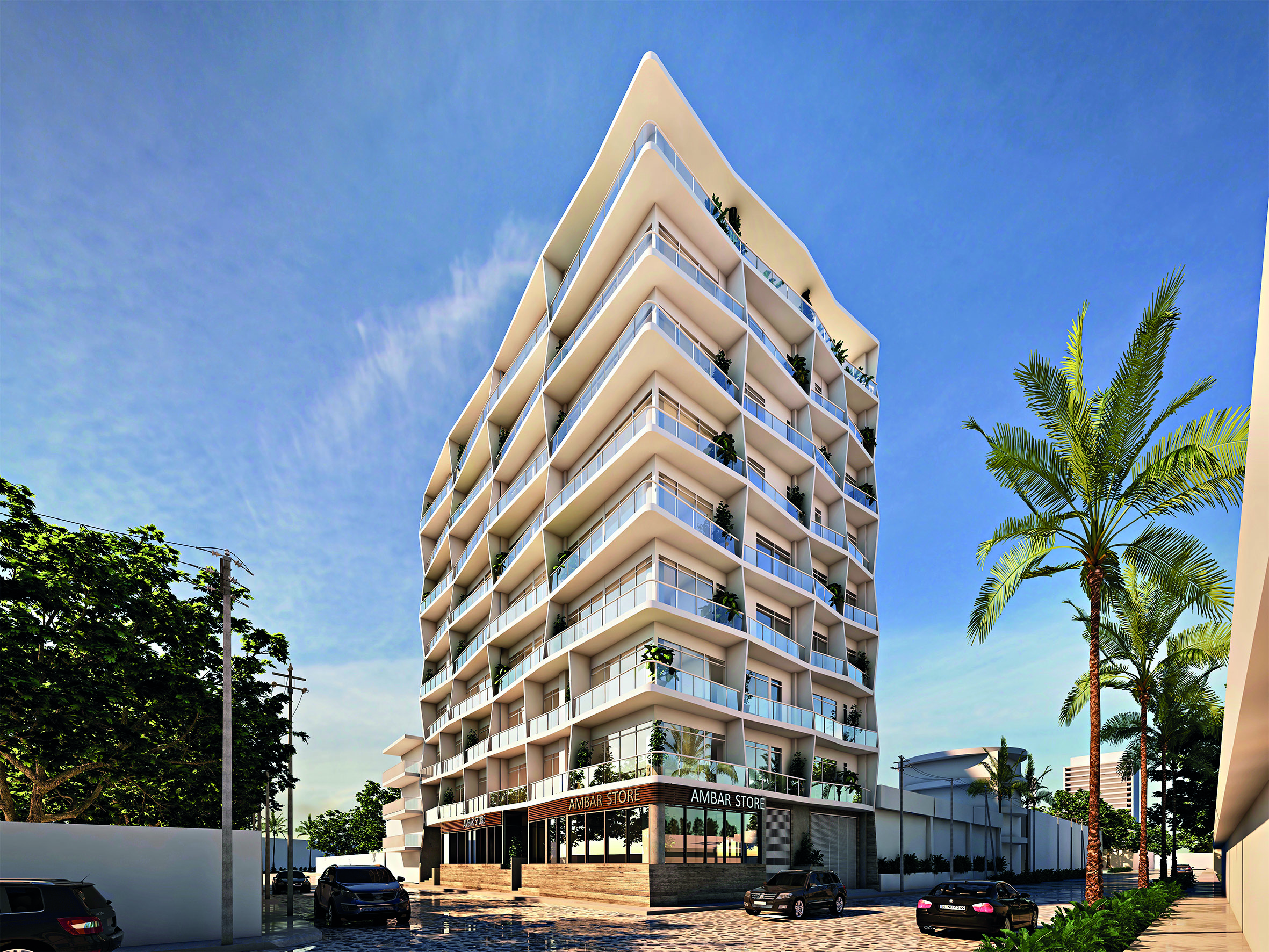 Timothy Real Estate Group Presenta Torre Ámbar