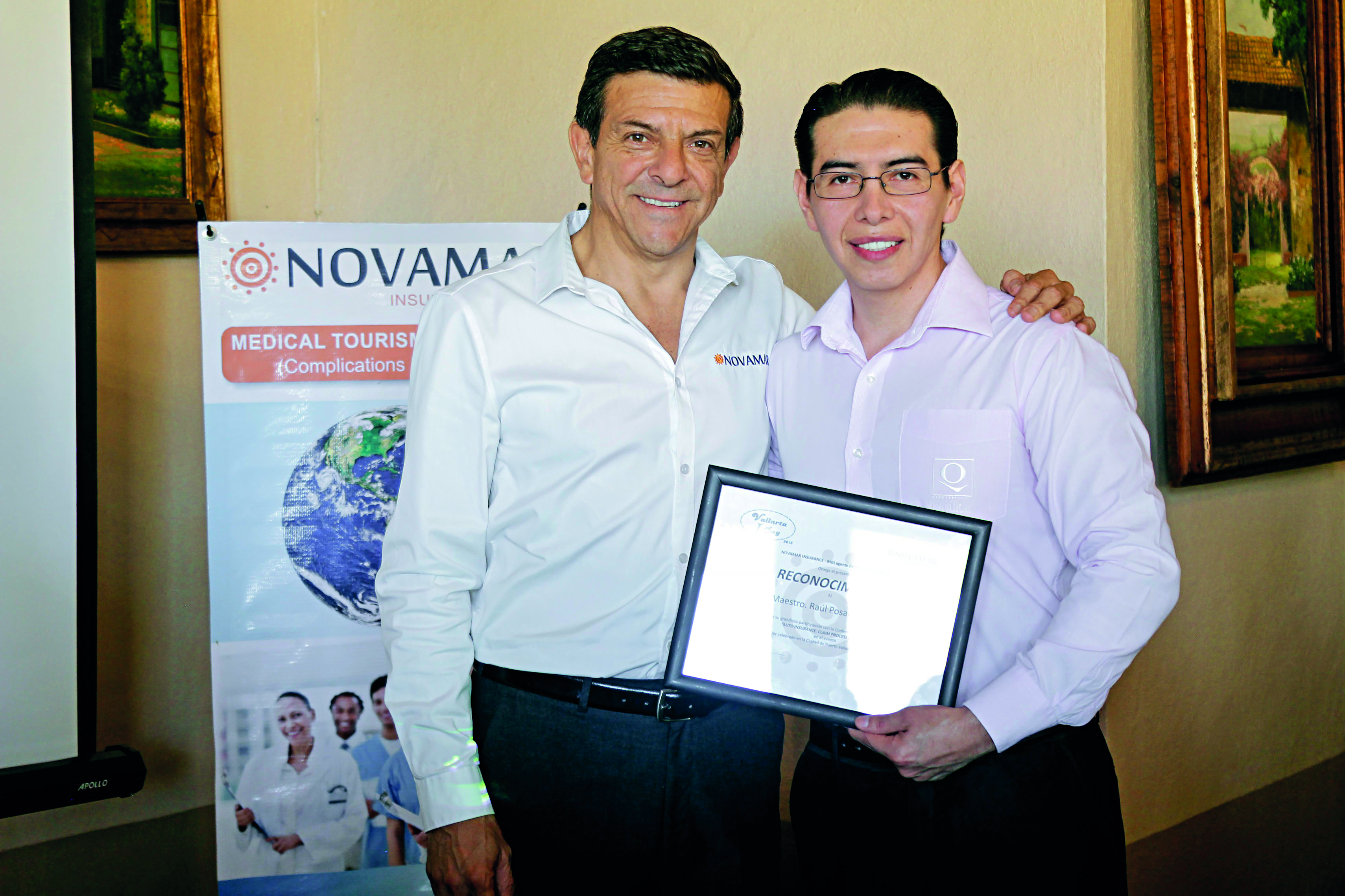 Novamar Celebrates Second Vallarta Insurance Day