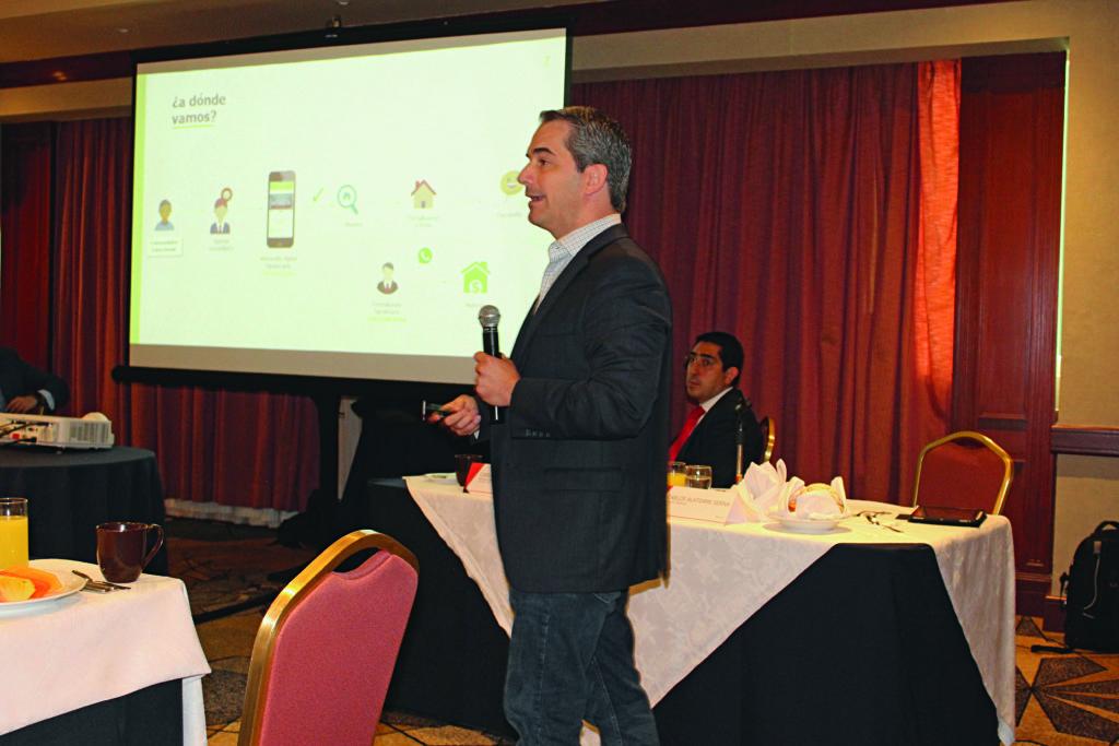 Carlos Alatorre Serna, CEO of Nocnok
