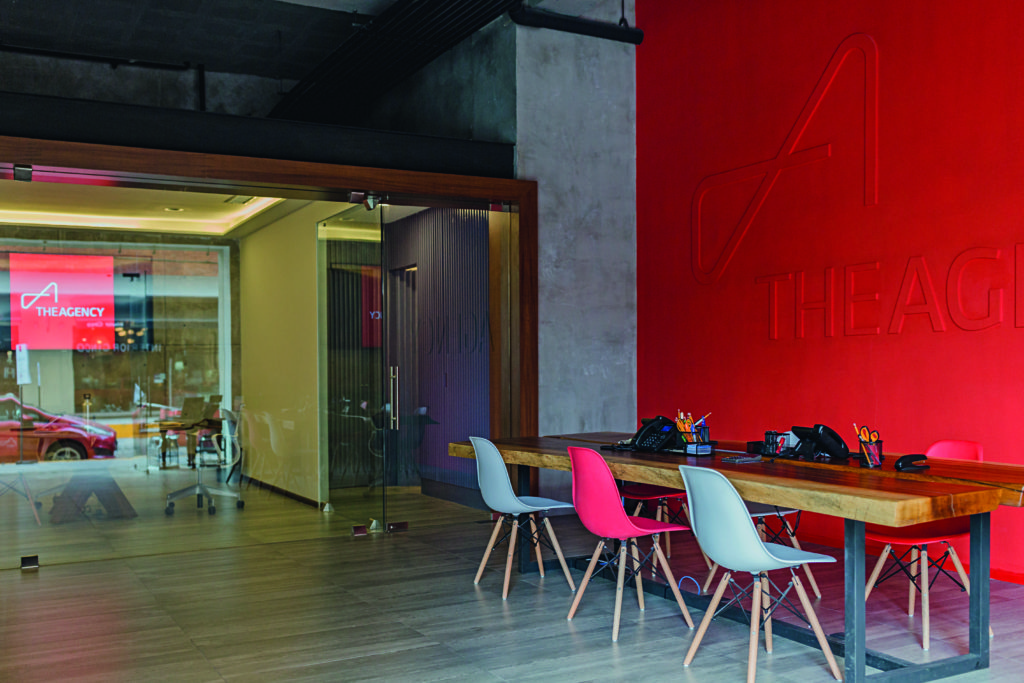 The Agency Opens Office in the Romantic Zone, Vallarta Real Estate Guide
