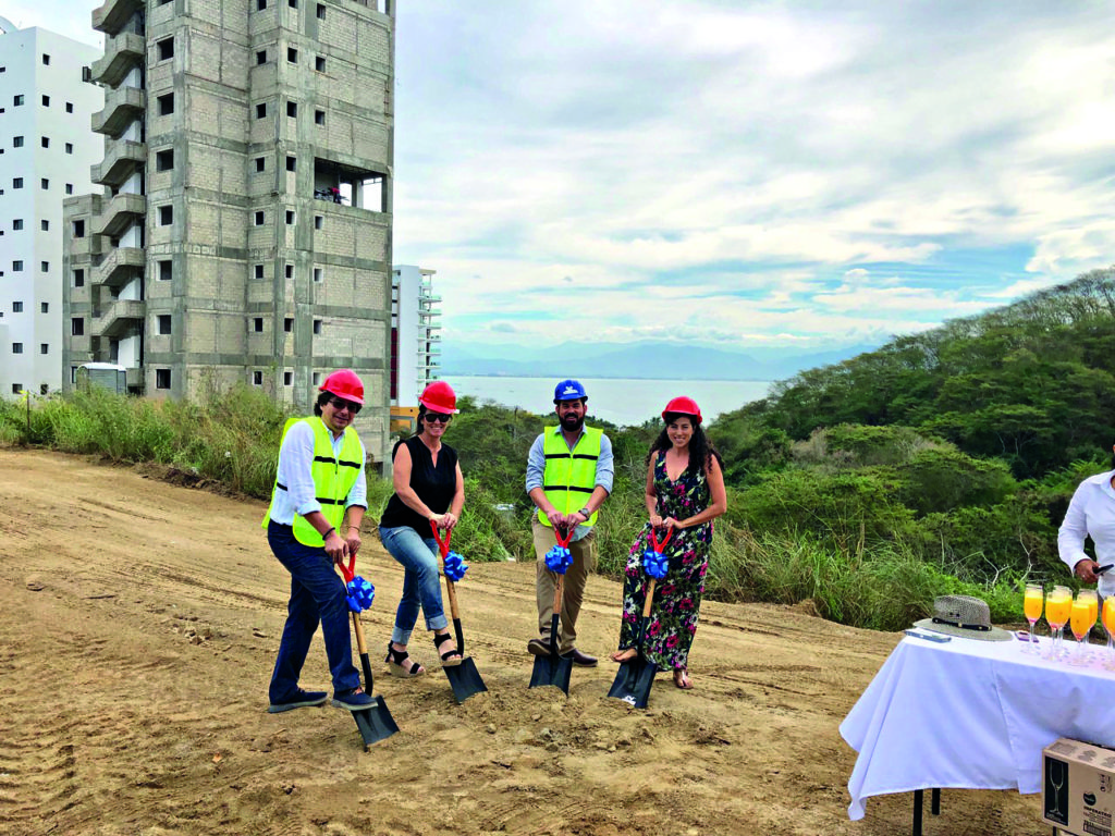 Construction of Delta Tower III Begins, Vallarta Real Estate Guide 2019