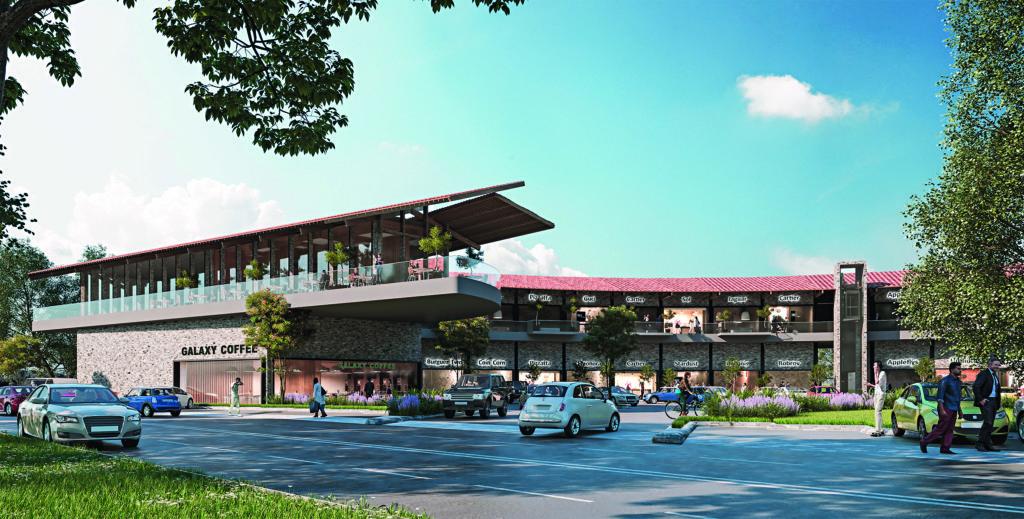 SB Realtors Representa a Parota Center