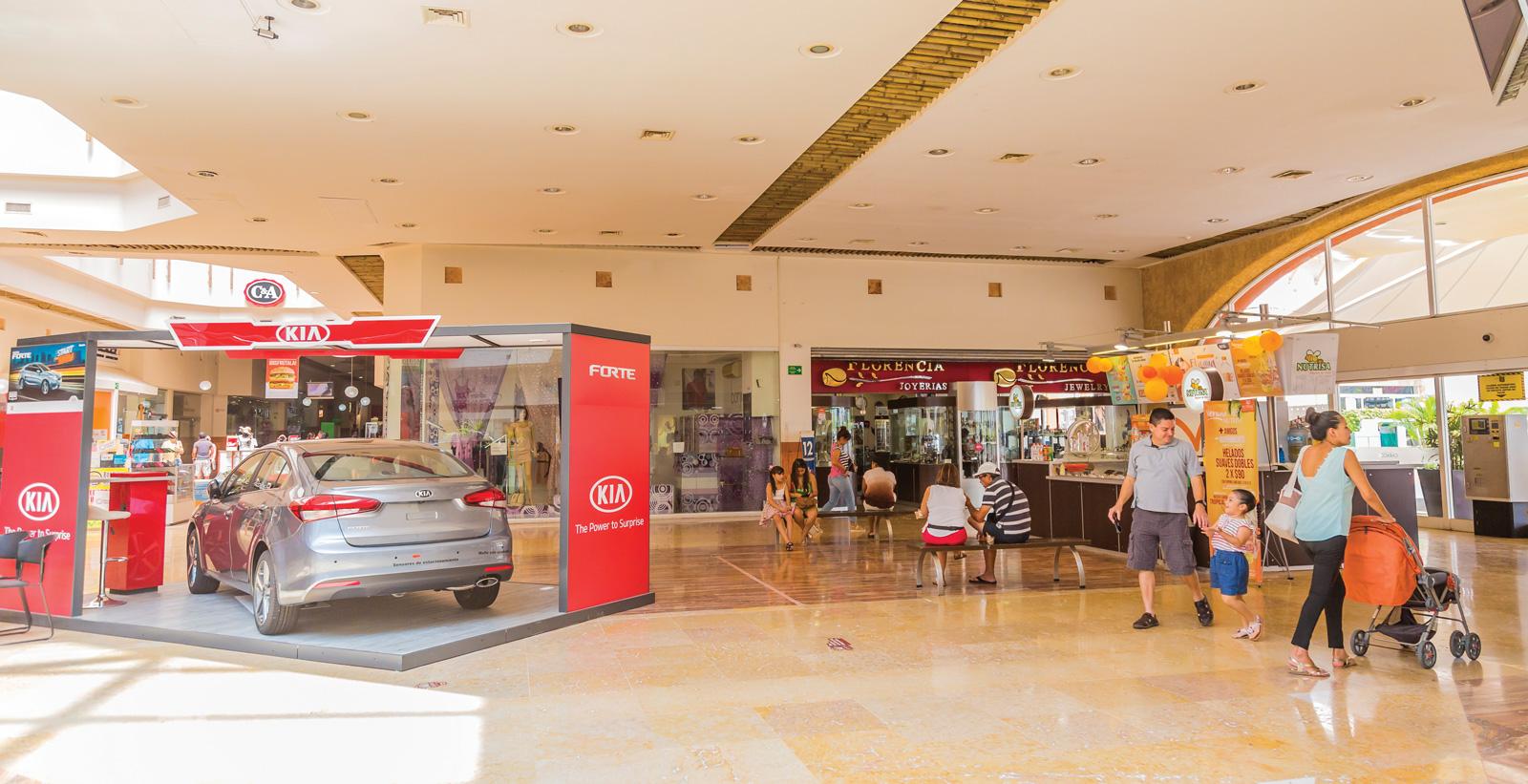 centro comercial promociones