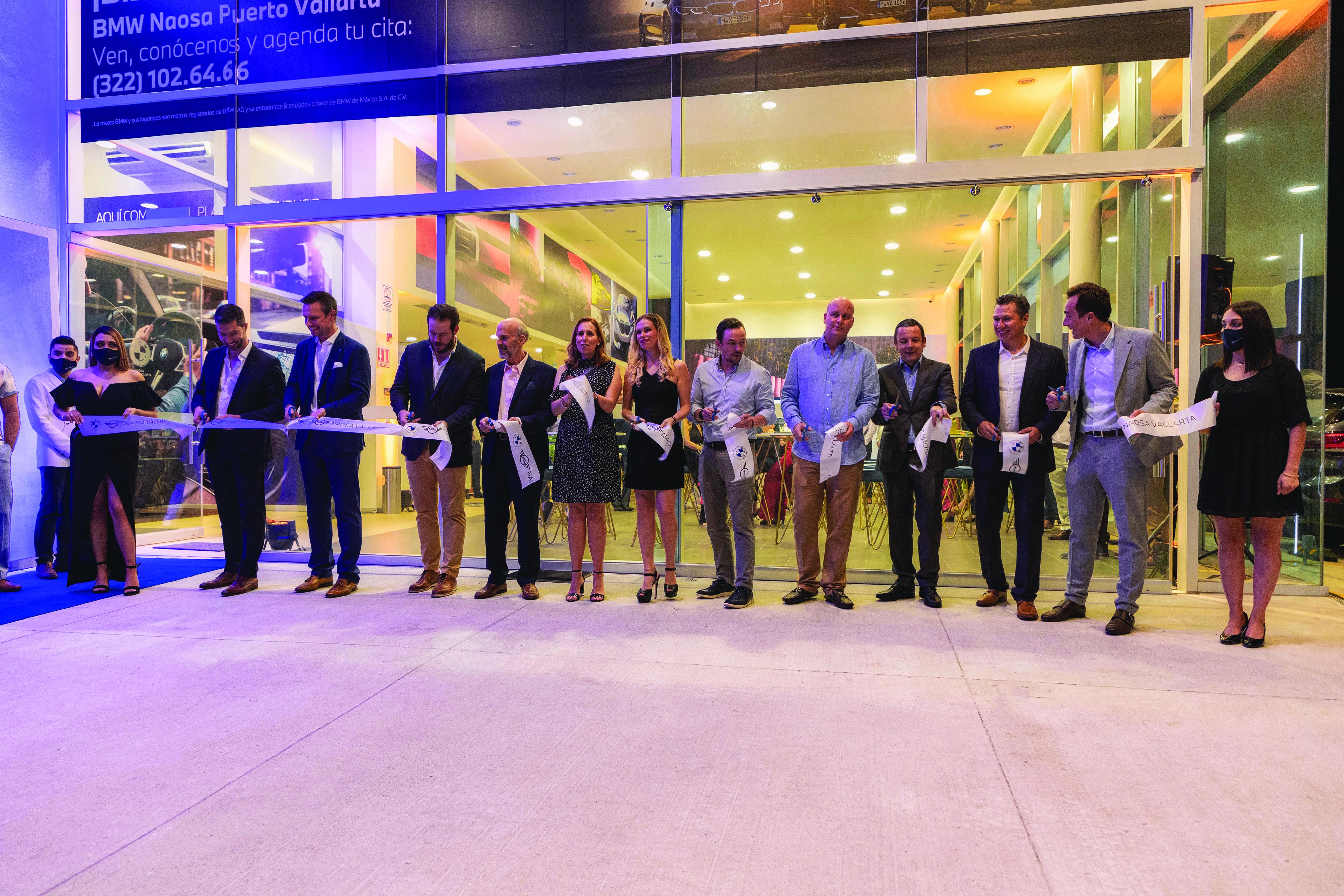 BMW Naosa Puerto Vallarta Opens