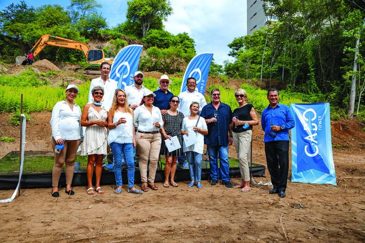 Torre Cabo Construction Begins